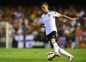 Jose+Gaya+Valencia+CF+v+Malaga+CF+La+Liga+yGoZU017LGBl